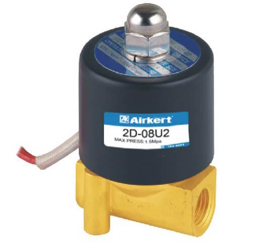 2d solenoid valve