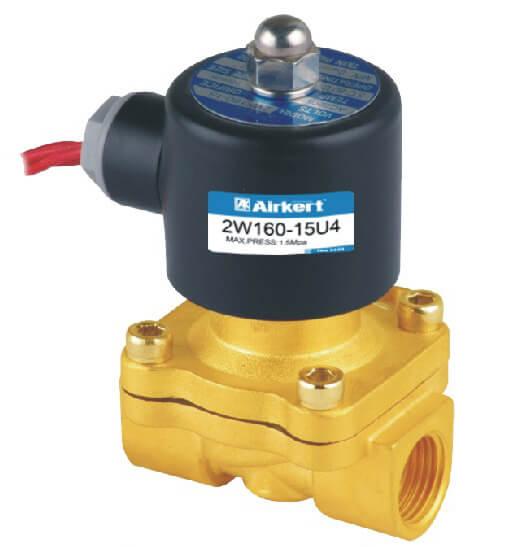 2w solenoid valve