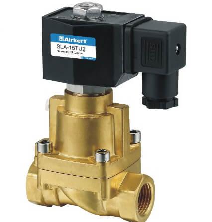 sla solenoid valve