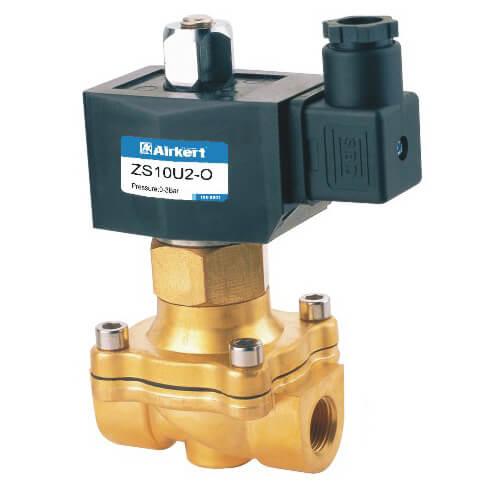 zs-o solenoid valve