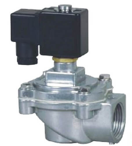 MCF solenoid valve