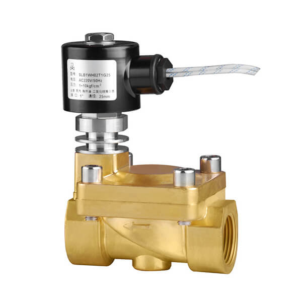 SLB solenoid valve