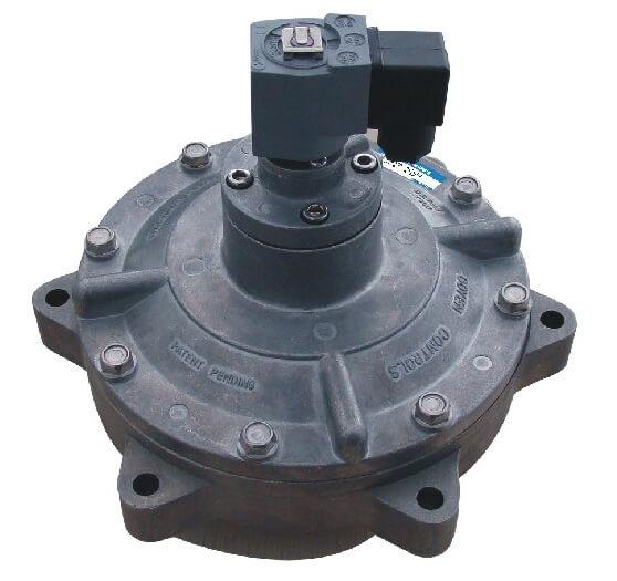 MCYF pulse solenoid valve