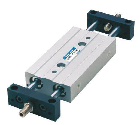 TM double shaft pneumatic cylinder